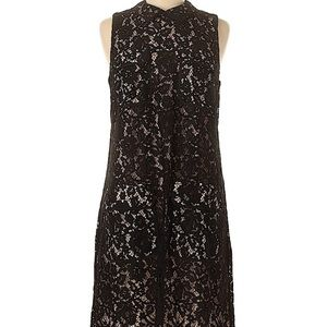 J Crew Size 8 Black Cocktail Dress NWT